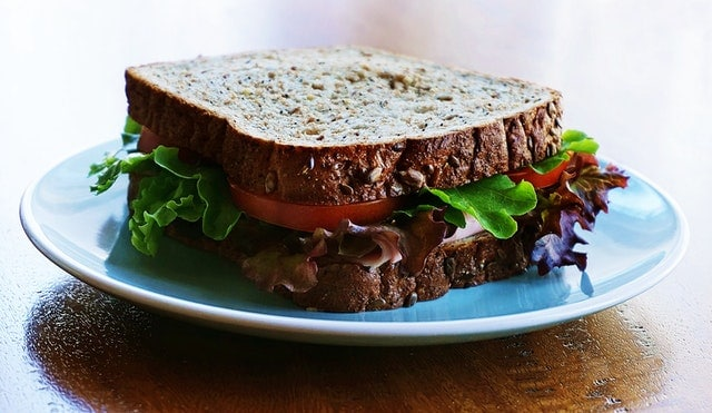 The faithful sandwich is a great chance to introduce more veggies into your family's diet at breakfast, lunch or dinner.
